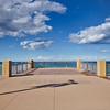 Lake Michigan Overlook in Whiting, Indiana