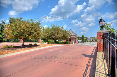 Winfield, Indiana Gated Community
