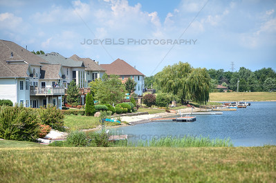 Winfield, Indiana Luxury Homes and Lakefront Properties
