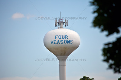 Lake of the Four Seasons Water Tower