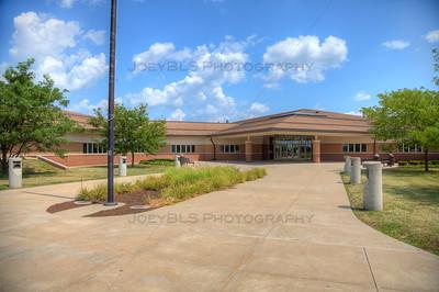 Jerry Ross Elementary School in Winfield, Indiana