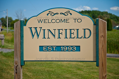 Welcome to Winfield, Indiana