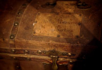 John Hancock's Personal Box