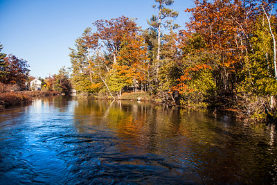 Crystal River in Glen Arbor, Michigan