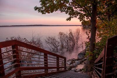 Greilickville, Michigan Scenic Area on M22