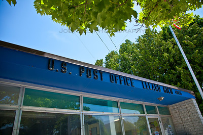 Leland Michigan Post Office - Fishtown