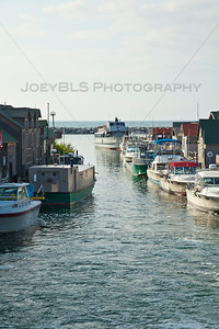Fishtown - Leland, Michigan