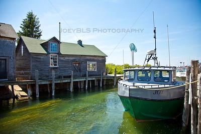 Fishtown - Leland, Michigan