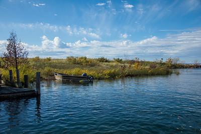 Historic Fishtown in Leelanau County