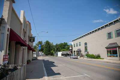 Downtown Northport, Michigan