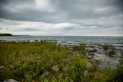 Leelanau County State Park in Northport, Michigan