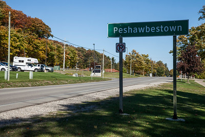 Peshawbestown, Michigan