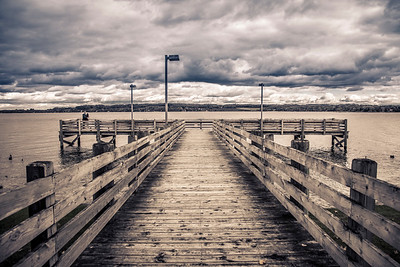 Suttons Bay, Michigan Dock and Pier