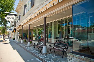 Suttons Bay Michigan Shopping