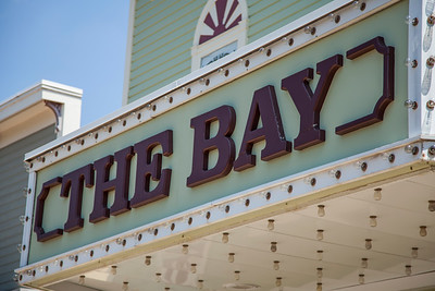 The Bay Theater in Suttons Bay, Michigan
