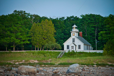 Old Mission Peninsula Lighthouse