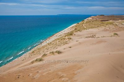 Sleeping Bear Dunes Overlook