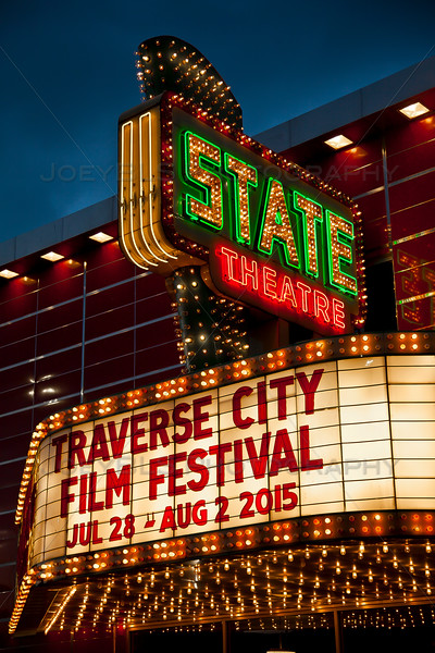 Traverse City Film Festival 2015 at the State Theater