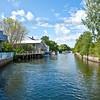Boardman River in Traverse City