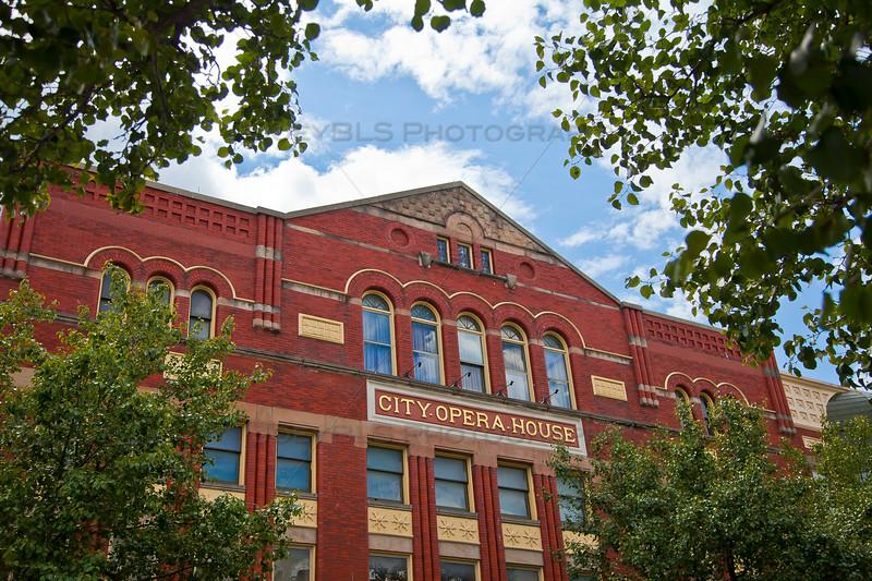 City Opera House in Traverse City, Michigan