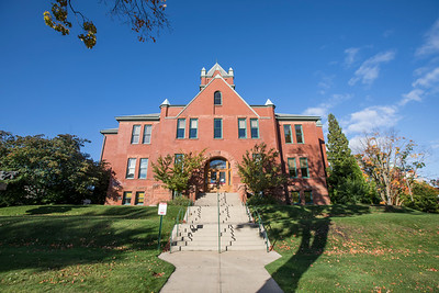 Grand Traverse County Court House in Traverse City, Michigan