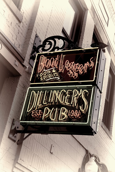 Boot Leggers and Dillinger's Pub in Traverse City