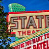 State Theater Marquee Traverse City
