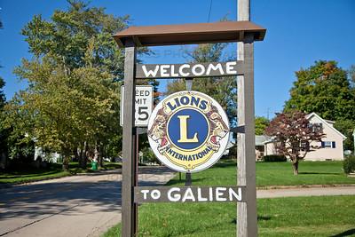 Galien, Michigan