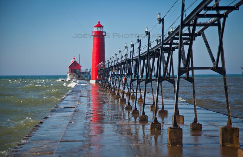 Grand Haven, Michigan Lighthouse