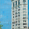 Building Reflection Grand Rapids Michigan