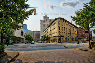 Historic Downtown Grand Rapids, Michigan