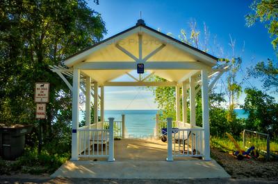 Michiana Shores Lake Michigan Beach Access #40