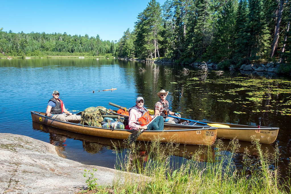 Boundary Waters Canoe Gear