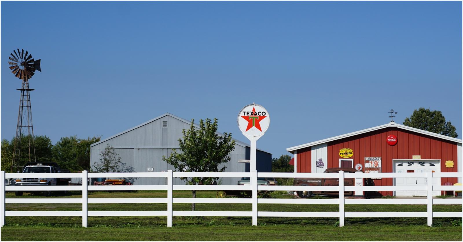 A slice of Americana in rural Minnesota