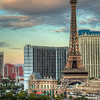 Las Vegas featuring Eiffel Tower