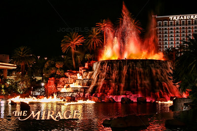 The Mirage, Las Vegas