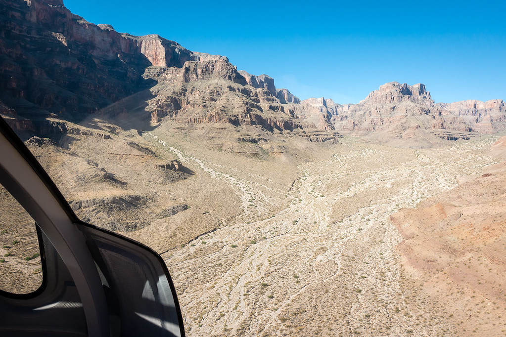 Grand Canyon Flight