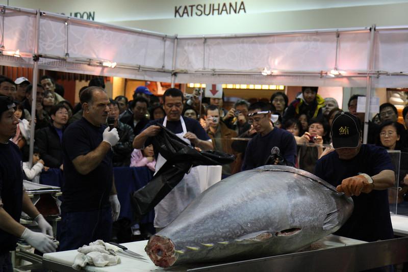 "A ""Cut Fish"" Festival in NJ"