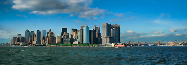 Lower Manhattan, NYC