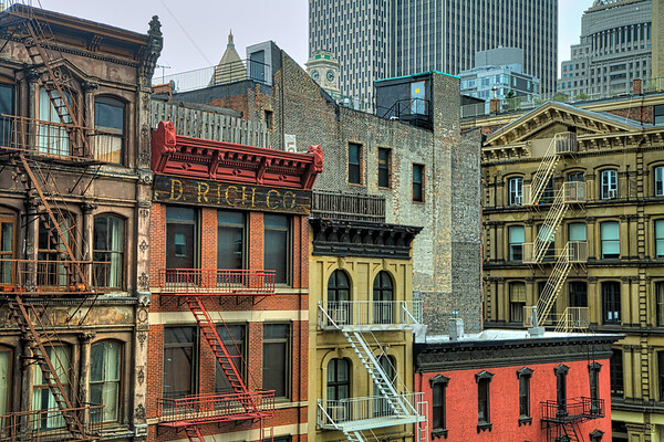 TriBeCa, New York City