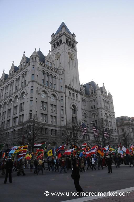 Peace Corps - Washington DC, USA