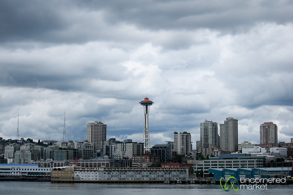 Seattle Space Needle - Washington