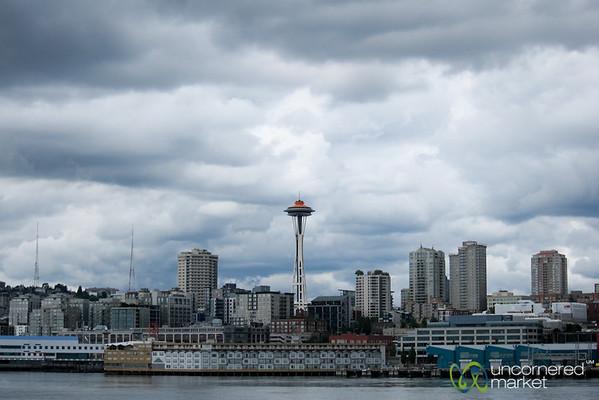 Seattle Space Needle - Washington