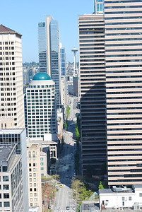 View from Smith Tower, Seattle