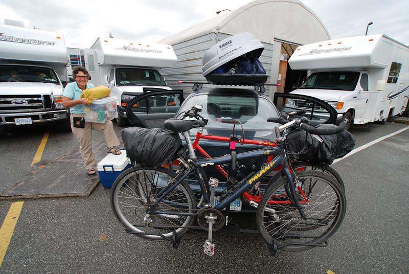 "Rented Camper at <a href=""http://www.fraserway.com/"">http://www.fraserway.com/</a>"