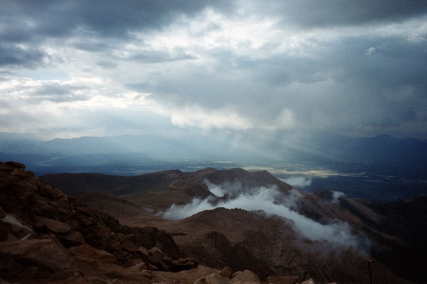 Pike's Peak, Colorado - United States