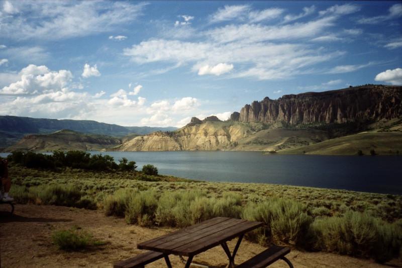 Picnic on the River - Colorado, United States