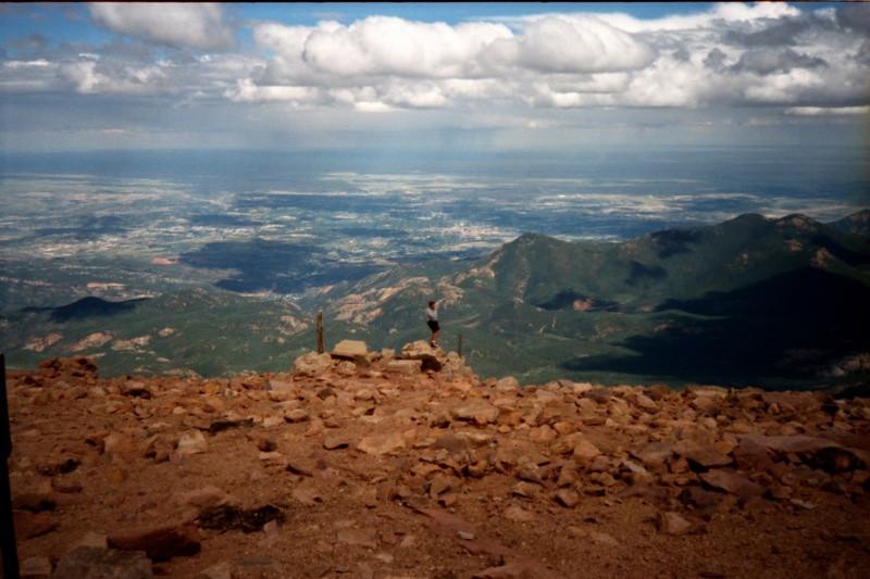 Pike's Peak - Colorado, United States