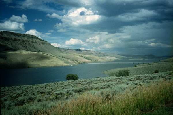Colorado Fields and River - United States