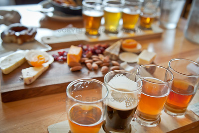 Cheese and Beer in Milwaukee, Wisconsin